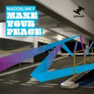 Maddslinky - Make Your Peace - CD